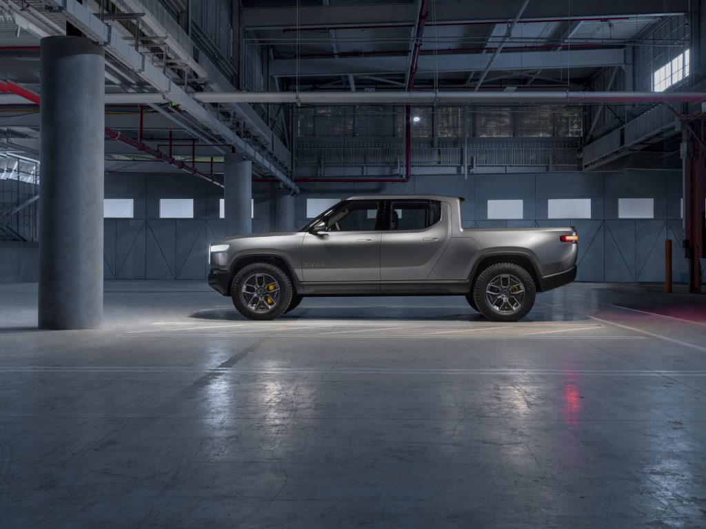 Rivian R1T Cab Dimensions and Specs